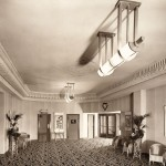 ABC Forum interior 1935. Copyright dusashenko