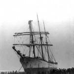 Alphonse ashore