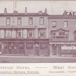 Birks Station Hotel, Church Street.