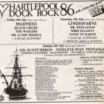 Dock Rock Advert