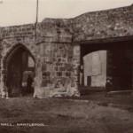 Hartlepool Town Wall Sandwell Gate c.1970