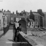 Hartlepool Town Wall c.1905