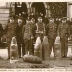 Unexploaded Shells 1914
