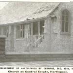 Church at Central Estate 1914