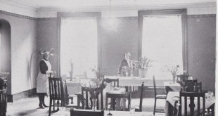 Inside Birks Cafe and Commercial Hotel. Copyright Douglas Ferriday