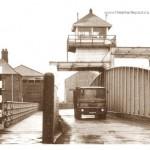 Middleton Swing Bridge