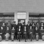ODEON CINEMA STAFF HARTLEPOOL 1947