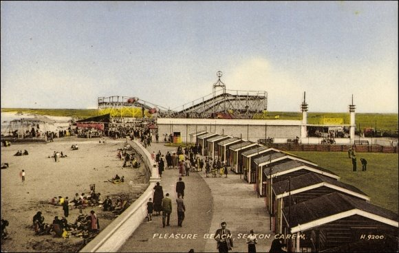 Old Photos Of Seaton Carew 76