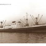 SS Deerpool Sunk By Uboats