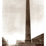 Spion Kop Refuse Destructor Chimney [Old Cemetry Road]