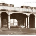 Throston Railway Bridge Headland