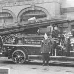 West Hartlepools 1st petrol fire engine 1920 Leyland