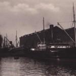 central dock 1905