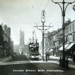 church street trams