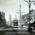 church street trams