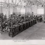 coil winding before the auman machines