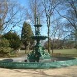 Ward Jackson Park Fountain