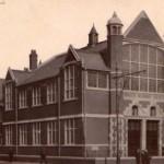 grange road metodist church 1925