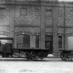 lion brewery lorry 1910