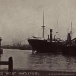 the docks 1930
