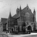 town hall 1910
