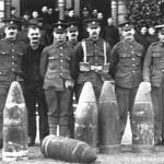 unexploaded shells 1940